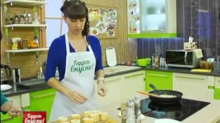 Будет вкусно! 29/11/2013 Жульен в багете, салат с языком. GuberniaTV