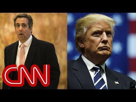 CNN obtains secret Trump-Cohen audio recording