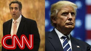 Gambar cover CNN obtains secret Trump-Cohen audio recording