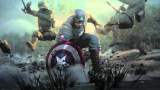 Captain America: Super Soldier E3 2011 Trailer - Captain America Prologue Trailer