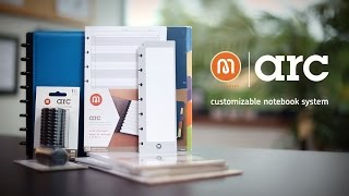 Arc Customizable Notebook — A Staples® exclusive