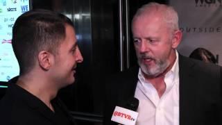 "David Morse at ""Outsiders"" Red Carpet at NYTVF with Arthur Kade"