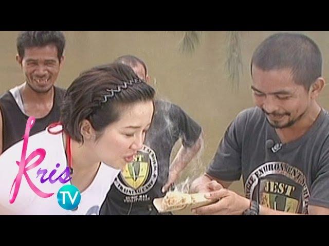 Kris TV: Survival tips using bamboo