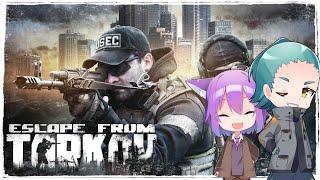 【FPS】久々に配信する朝活コフ【Escape From Tarkov】...