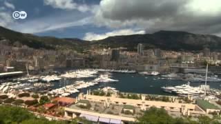 El Principado de Mónaco - Euromaxx en la Riviera Francesa   Euromaxx