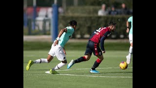 Cagliari-Inter Primavera 1-1, gli highlights