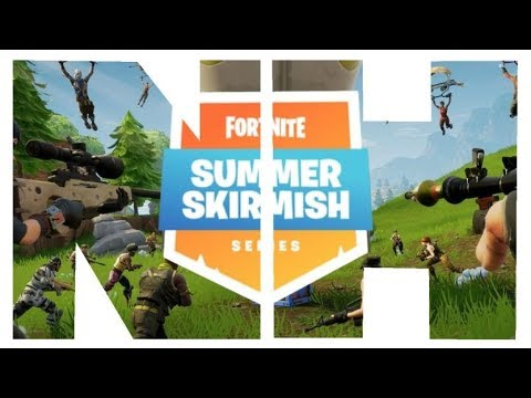 Double Killing Ninja and Dr Lupo 1v2 IN Summer Skirmish Week 7 ( Nate Hill Highlights )