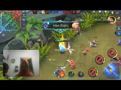 Death My Daughter Farah Play Mobile Legends Bang Bang On Memu App Player Part 2