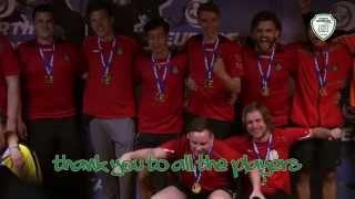 Leonhart WCS 2015, Berlin – ITSF World Championship Series