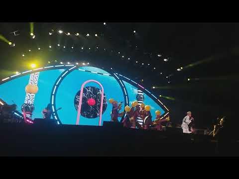 Katy Perry - teenage Dream En Vivo Santiago de Chile 2018