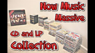 MASSIVE | Now That's What I Call Music CD & LP Vinyl Records Collection