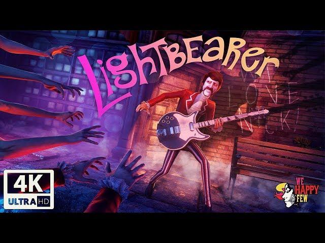 We Happy Few: Lightbearer DLC All Cutscenes (Game Movie) 4K UHD 60FPS