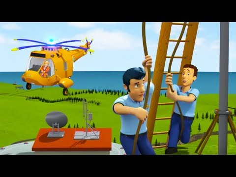Fireman Sam US full Episodes   Stuntman Sam - Norman's Spy movie   1 Hour Compilation 🔥Kids Movies