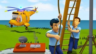 Fireman Sam US full Episodes | Stuntman Sam - Norman's Spy movie | 1 Hour Compilation 🔥Kids Movies