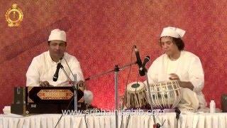 Zakir Hussain (Tabla) @ 4th Satguru Jagjit Singh Sangeet Sammellan 21-22 Nov 2015