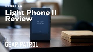 Light Phone 2 Review | Can This Phone Cure Your Social Media Addiction?