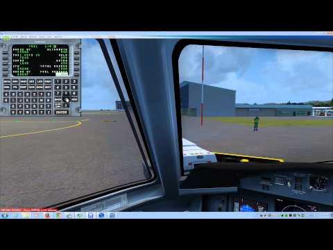 Majestic Dash 8 uso del FMS (Parte 1/3)