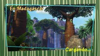 """Madagascar 2 - Parte 1 - Intro + """"En Madagascar"""" (100%)"""