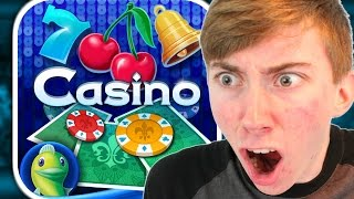 BIG FISH CASINO - FREE SLOTS, VEGAS SLOTS & SLOT TOURNAMENTS! (iPhone Gameplay Video)
