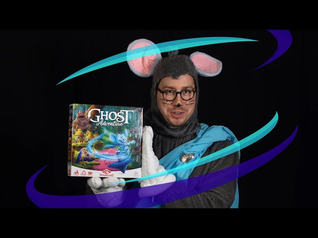 Ghost Adventure - L'aventure