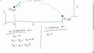 Projectile Motion - Engineering Dynamics