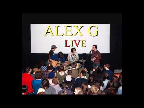 Alex G - LIVE (Full Album)