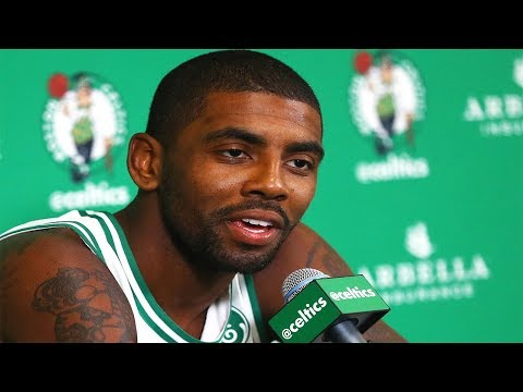 Kyrie Irving Says His Flat Earth Theory Was Just a Big Joke