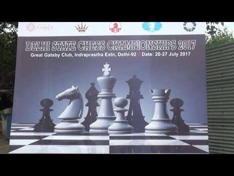 Delhi State Chess Championship 2017 held at Great Gatsby Club