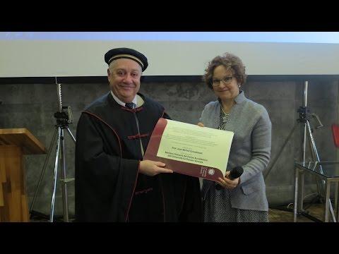 Honorary Fellowship a Jean-Michel Grandmont