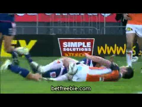 MUST SEE NRL 2011 Round 14 Highlights: Warriors v Wests Tigers