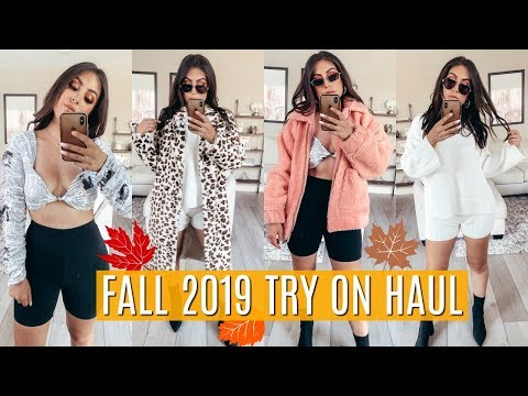 FALL 2019 Fashion TRY ON HAUL: Princess Polly Boutique $500 Worth