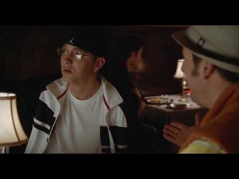 Eminem & RZA cameo in Funny People [HD]