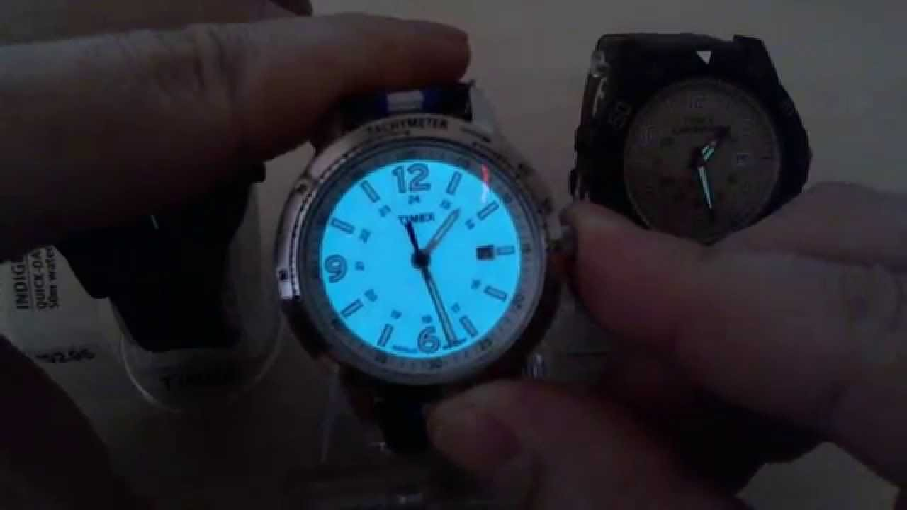 Indiglo Timex Review Youtube