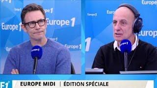 """Michel Hazanavicius : """"Il faut revenir au quotidien, absolument"""", suite aux attentats"""