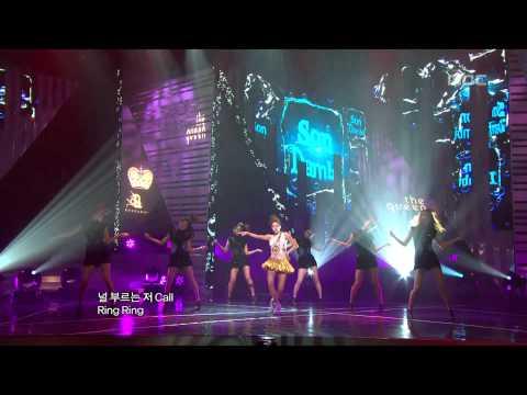 Son DamBi - Queen, 손담비 - 퀸, Music Core 20100807