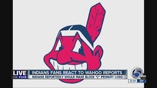 5PM:Is Chief Wahoo no longer primary logo for the Cleveland Indians?