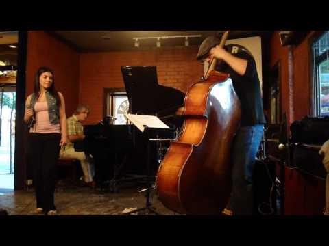 Sophie Berkal-Sarbit singing people grinnin in your face
