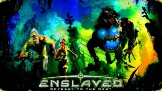 ENSLAVED Odyssey to the West Premium Edition Gameplay PC FULL HD 1080P A 60 Frames.