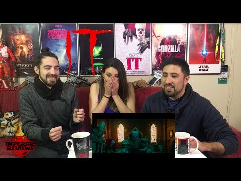 IT Trailer Oficial 1 - REACCION!!!