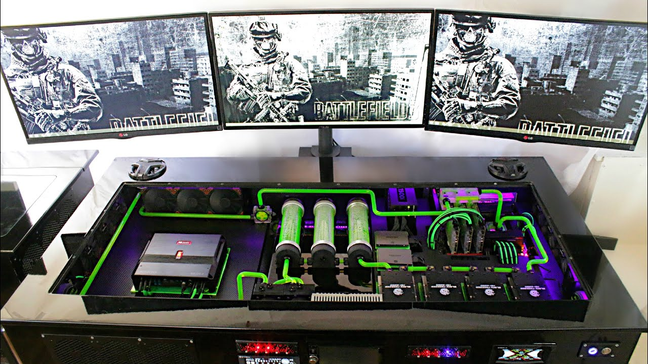 picture ideas lamp and saving diy computer of desk awesome gaming space inspirational new station puter corner