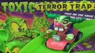 monster 500 toxic terror trap product review