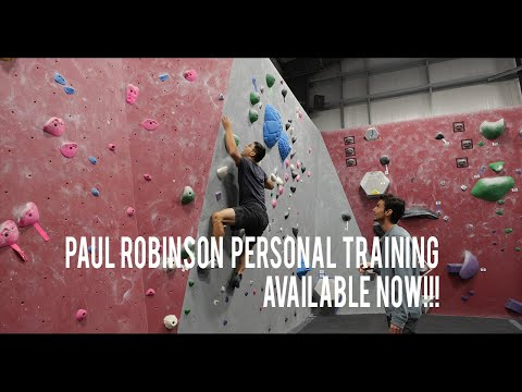 Paul Robinson Personal Training Program - All Spots Filled