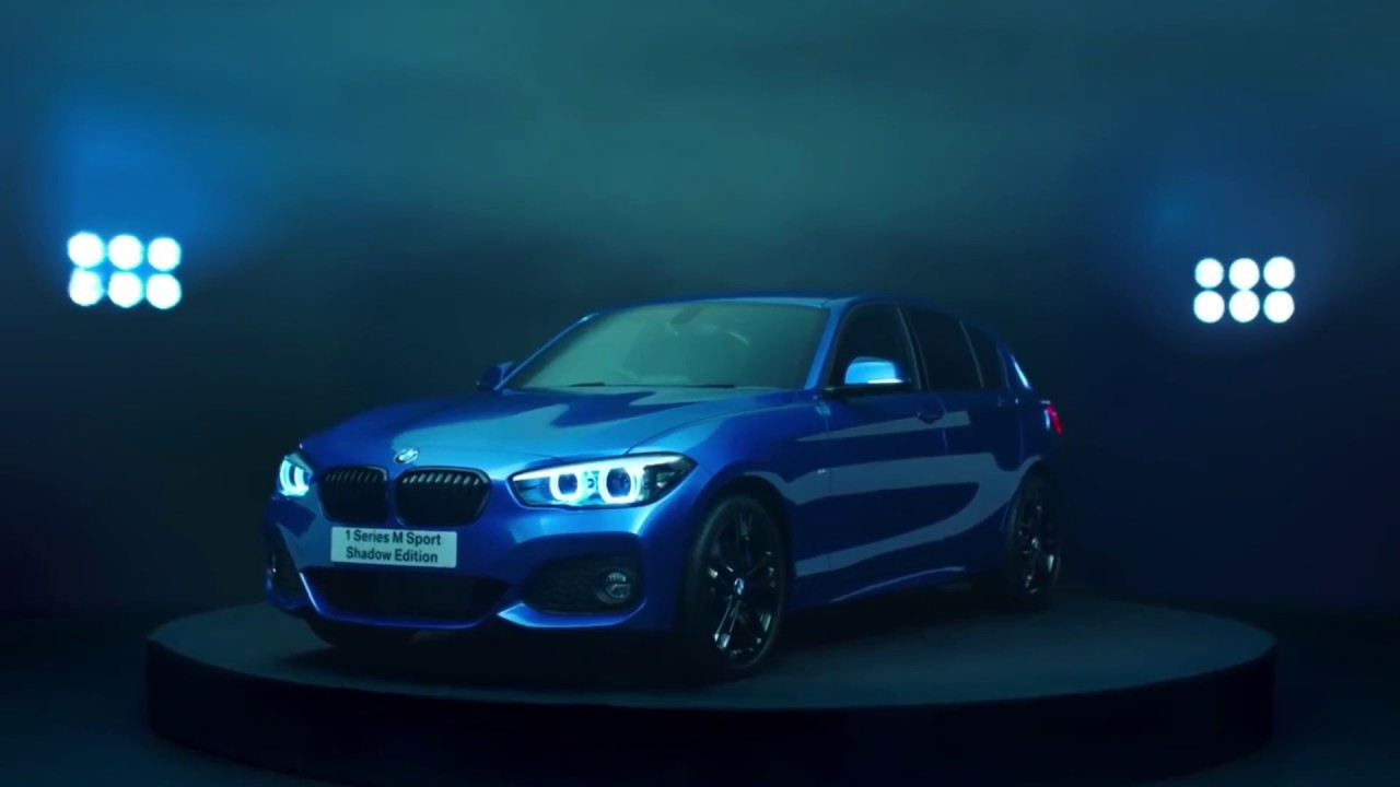Autonew Update Explore The Bmw 1 Series M Sport Shadow Edition Youtube