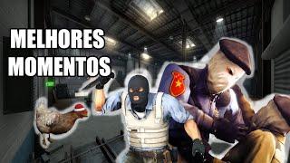 MELHORES MOMENTOS CS GO #7 FT: QWN-HIQUE