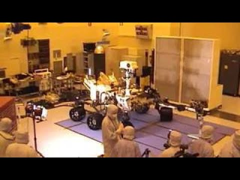 NASAs s Rover Curiosity is ready for launch from KSC and journey to the Red Planet - The Best Docume
