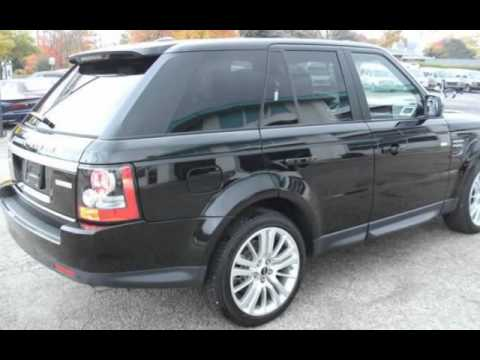 2012 Land Rover Range Rover Sport HSE LUX for sale in Angola, IN