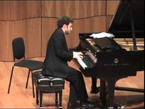 Yaron Kohlberg - Chopin Sonata No 3 - 3/4