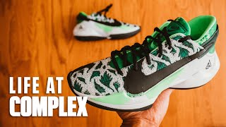 Nike Zoom Freak 2 - All The Details! | #LIFEATCOMPLEX