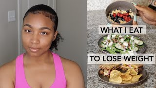 WHAT I EAT IN A DAY TO LOSE WEIGHT #2 | KATHRYN BEDELL