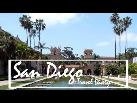 San Diego Vlog | Balboa Park | Museum of Man | Travel Diary